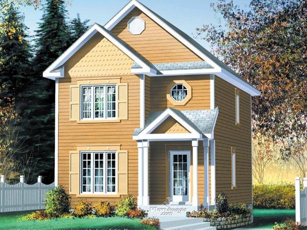 Mod le chardonneret maison neuve construction perth for Modele maison intergeneration