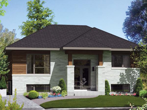 Mod le harfang maison neuve construction perth for Modele maison intergeneration