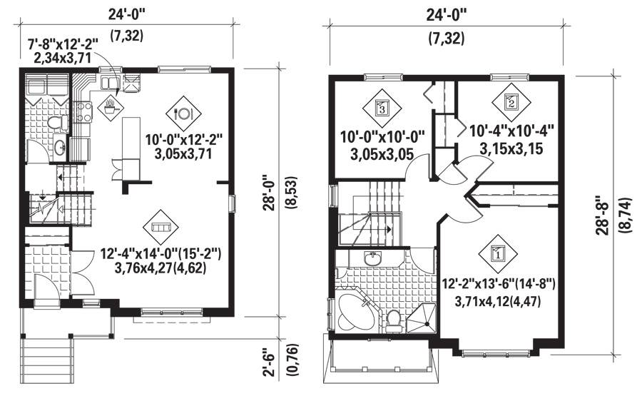 New model house plan escortsea for New model house plan