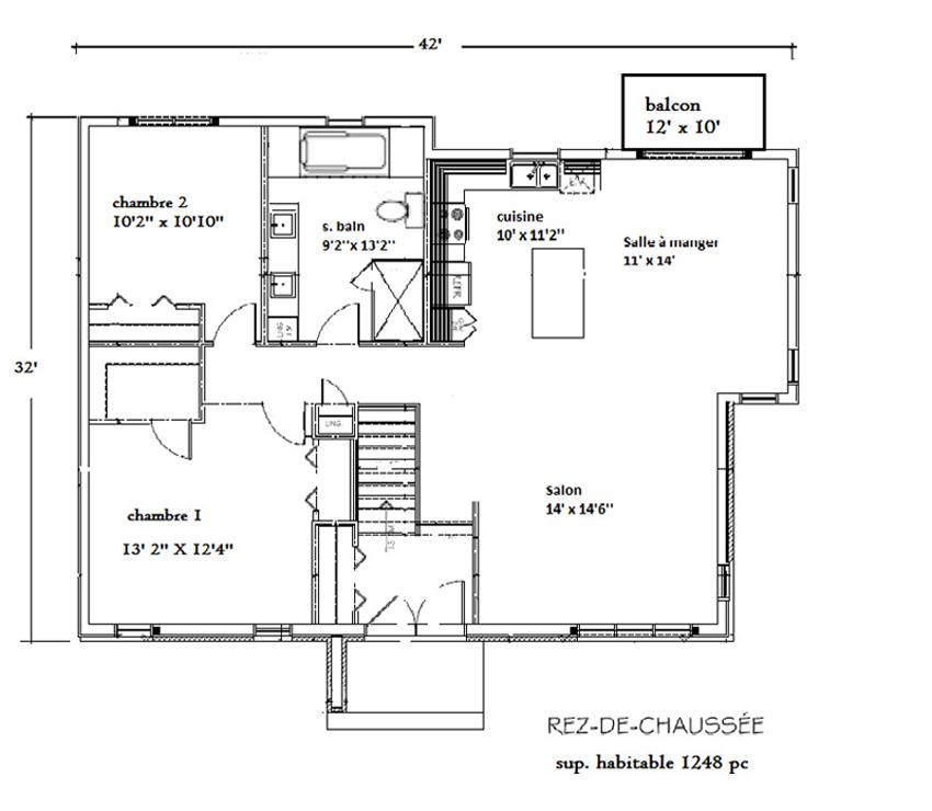 plan pour construire la maison contemporain - Un Plan Pour Construire Une Maison
