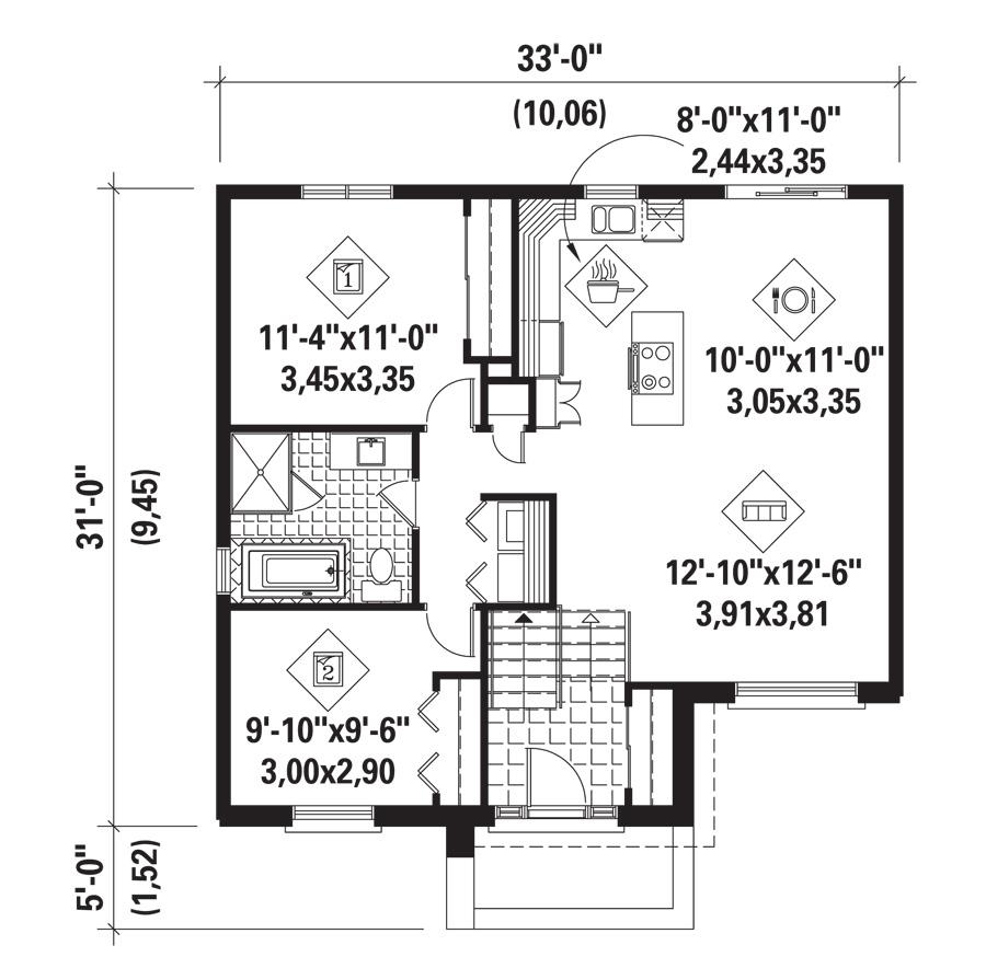 plan pour construire la maison playa - Un Plan Pour Construire Une Maison